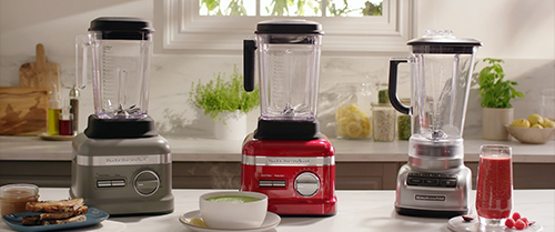 Kitchen Aid  Blenders – Global Campaign