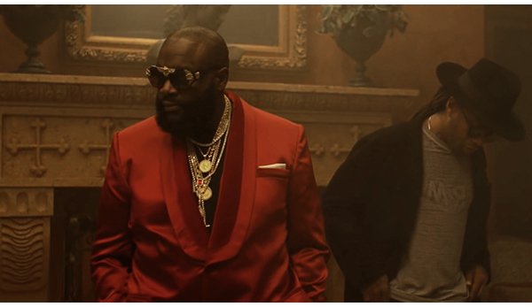 Rick Ross ft. Ty Dolla $ign – I Think She Like Me